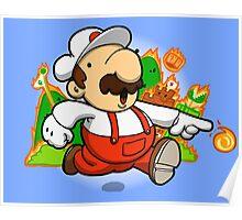 Fire plumber! Poster