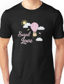 Balloon Sweet Love Unisex T-Shirt
