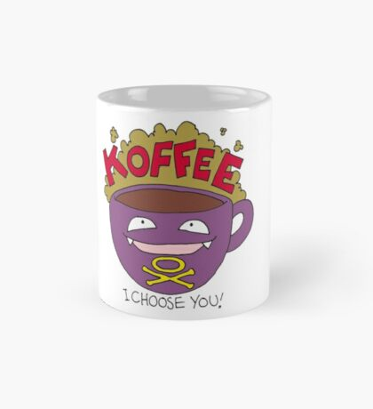 Koffee! I Choose You! Mug