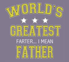 Worlds Greatest Father Kids Tee