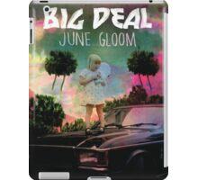 Big Deal - June Gloom iPad Case/Skin