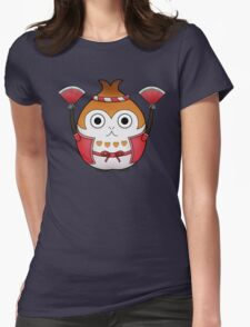 Paissa Doll Womens Fitted T-Shirt