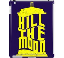 Police Box Kill The Moon iPad Case/Skin