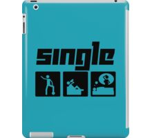 Single iPad Case/Skin