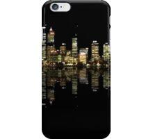 Perth Panorama, Western Australia iPhone Case/Skin