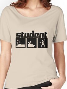 Student Women's Relaxed Fit T-Shirt