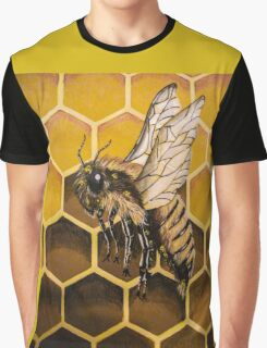 Busy as a Bee Graphic T-Shirt