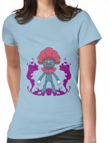 Weavile Womens Fitted T-Shirt