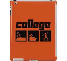 College iPad Case/Skin