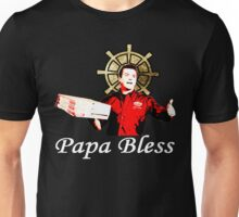 Papa Bless Alt. - ONE:Print Unisex T-Shirt