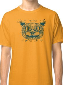 Waterfront Cat Funny Men's Tshirt Classic T-Shirt