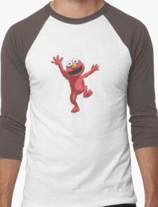 elmo Men's Baseball ¾ T-Shirt