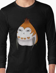 Paissa Brat (Squinting) Long Sleeve T-Shirt