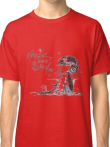 Music Saves My Soul Classic T-Shirt