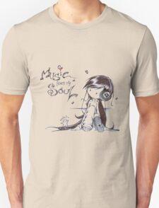 Music Saves My Soul Unisex T-Shirt