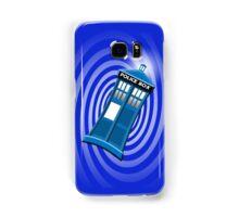 Tardis Tee Samsung Galaxy Case/Skin