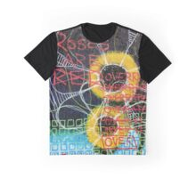 Flowers Wilt Graphic T-Shirt