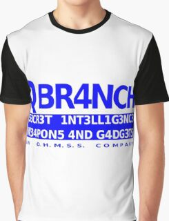 Q Branch Graphic T-Shirt