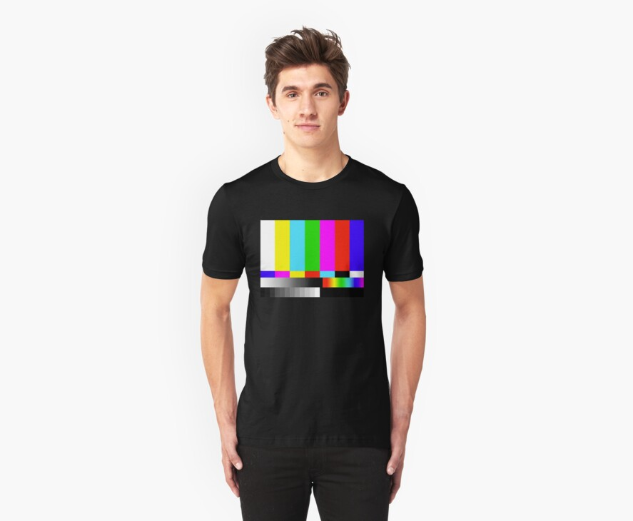 Test Tee Two by ToneCartoons