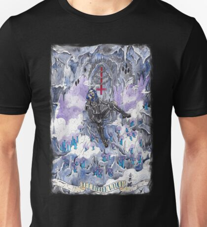 THE HIDDEN WITCH - Ars tenebrarum Unisex T-Shirt