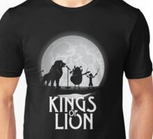 Kings of Lion Unisex T-Shirt