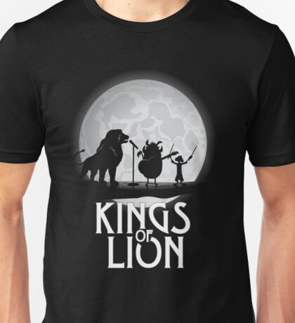 Kings of Lion Unisex T-Shirt