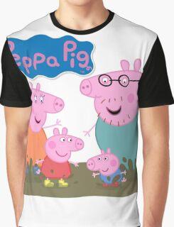 Peppa Pig Graphic T-Shirt