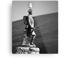 The Inveraray Memorial Stand Metal Print