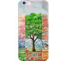 Three moods in nature iPhone Case/Skin