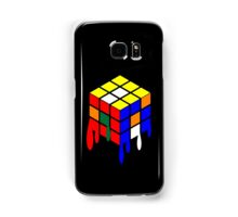 Dripping Cube Samsung Galaxy Case/Skin