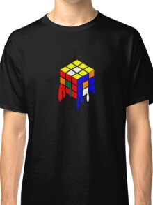 Dripping Cube Classic T-Shirt