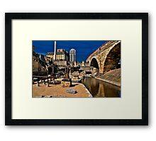 Minneapolis 12 Framed Print