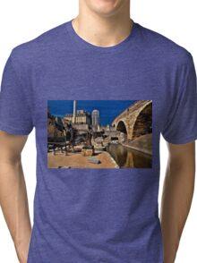 Minneapolis 12 Tri-blend T-Shirt
