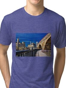 Minneapolis 13 Tri-blend T-Shirt