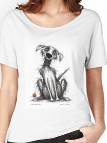 Fido the dog Women's Relaxed Fit T-Shirt