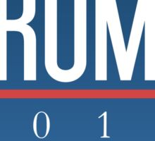 Donald Trump 2016 Presidential Campaign  Sticker