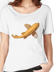 gold fish Women's Relaxed Fit T-Shirt
