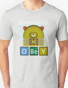 Breaking Dalek Unisex T-Shirt