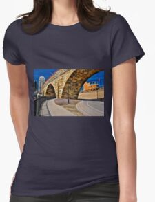 Minneapolis 14 Womens Fitted T-Shirt
