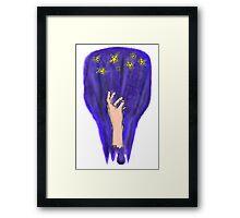 Reach for the stars... Framed Print