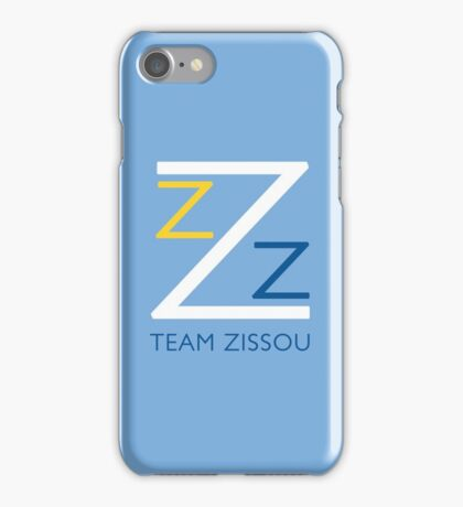 Team Zissou T-Shirt iPhone Case/Skin