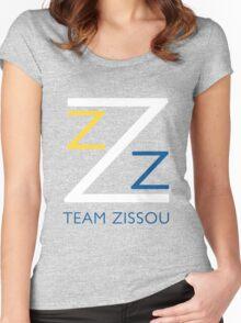 Team Zissou T-Shirt Women's Fitted Scoop T-Shirt