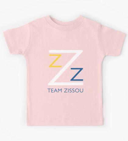 Team Zissou T-Shirt Kids Tee
