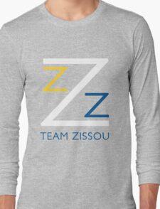 Team Zissou T-Shirt Long Sleeve T-Shirt
