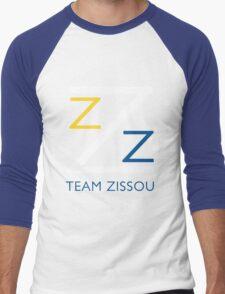 Team Zissou T-Shirt Men's Baseball ¾ T-Shirt