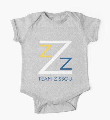 Team Zissou T-Shirt One Piece - Short Sleeve