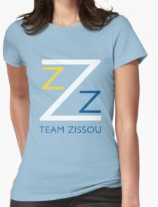 Team Zissou T-Shirt Womens Fitted T-Shirt