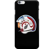 Rebel Alliance pilot helmet iPhone Case/Skin
