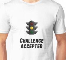 Challenge Accepted Light Unisex T-Shirt