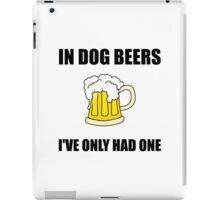 Dog Beers iPad Case/Skin